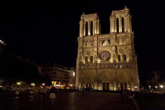 Paris de noche 3