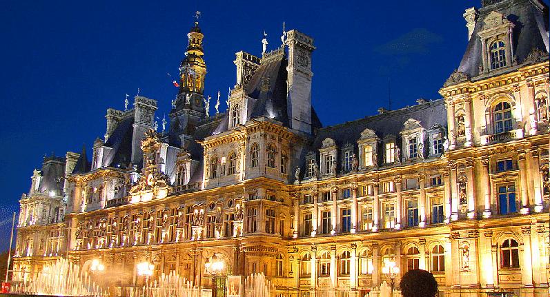 Hotel de la ville París Francia