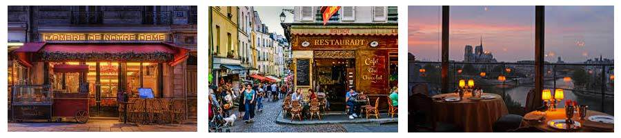 Restaurantes en par s nuestras mejores recomendaciones for Aperitivos tipicos de francia